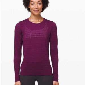 Lululemon Breeze By Long Sleeve